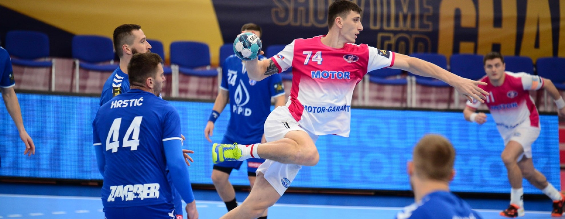 Motor Beat Zagreb For Fifth Straight Win